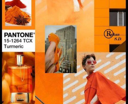 PANTONE PROPONE COLORES PRIMAVERA /VERANO 2019